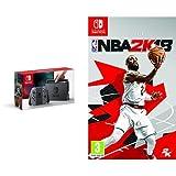 Nintendo Switch + NBA 2k18