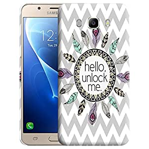 Theskinmantra Couple Kissing Back cover for Samsung Galaxy J5 (2016 Edition)