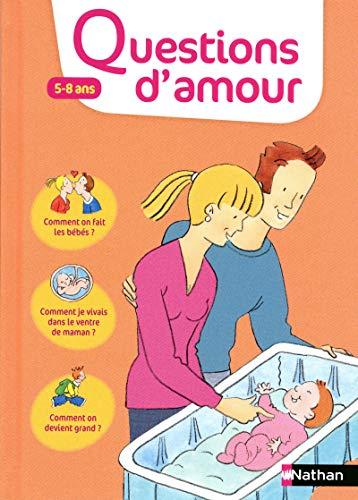 Questions d'amour 5-8 ans