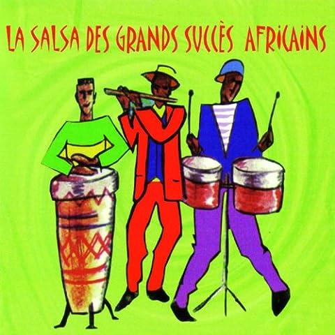 La salsa des grands succès africains