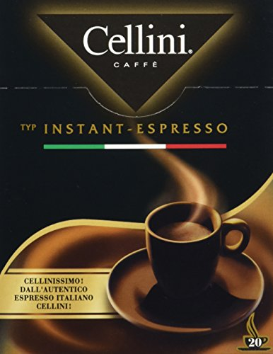Cellini Instant-Sticks, 20 Sticks à 1,8 g, 5er Pack (5 x 36 g)