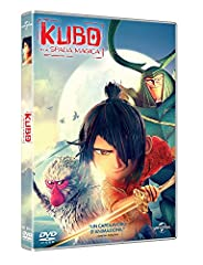 Idea Regalo - Kubo e la Spada Magica (DVD)