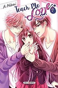 Teach me love, tome 7 par Ai Hibiki