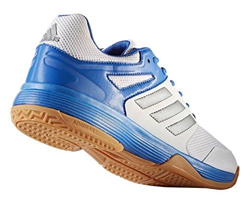 adidas Speedcourt M, Chaussures de Sport Homme Multicolore (Ftwbla / Nocmét / Bleu)