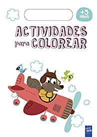Actividades para colorear +5 par  YOYO