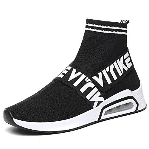 ae2fecd32438e6 VITIKE Unisex Scarpe da Ginnastica Corsa Sportive Running Sneakers Fitness  Interior Casual all'Aperto Uomo