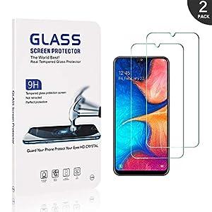 Generic Schutzfolie für Samsung Galaxy A20 / Galaxy A30, LAFCH 9H Härte Anti-Kratzen Folie Panzerglas Displayschutzfolie…