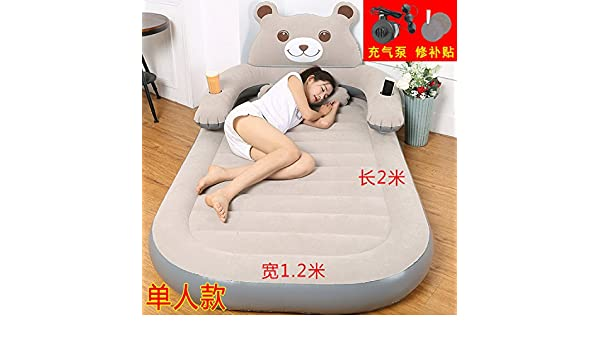 Air People Cartoon Sheets Letto Bed Nvzjnds Lazy Tatami Sofa GSUzLqMpjV