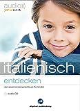 audio junior italienisch entdecken: der spannende sprachkurs für kinder / Audio-CD