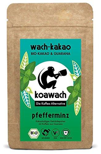 koawach Bio koawach Trinkschokolade Pfefferminz (1 x 100 gr)