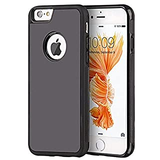 [ iPhone-6 6S Anti-Gravity-Hülle ] AMZWINGS® Nano-Technologie Anti-Schwerkraft-Schutzhülle Selbstklebende für Iphone 6 / 6s Goat-Case Anti-Slip Selfie-Hülle Harte Schale Stents Schutzhülle Handyhülle