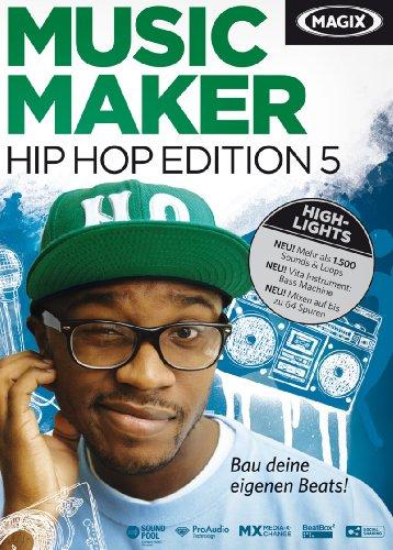 MAGIX Music Maker Hip Hop Edition 5 [Download] -
