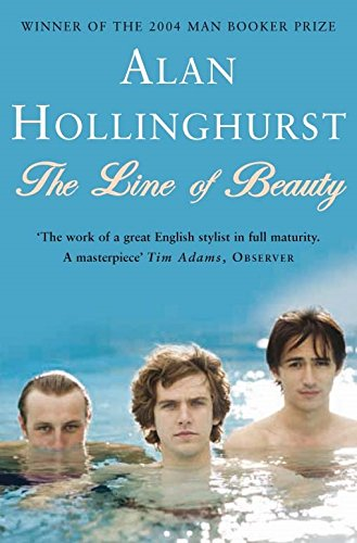 Book cover for The Line of Beauty