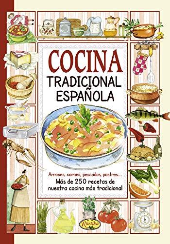 Cocina tradicional española