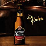 Estrella Galicia Sin Gluten Botella 25cl PACK DE 6