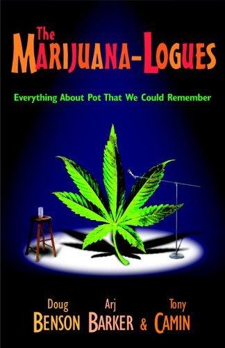 The Marijuana-logues Cover Image