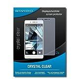 SWIDO Schutzfolie für Oppo Mirror 5 [2 Stück] Kristall-Klar, Hoher Härtegrad, Schutz vor Öl, Staub & Kratzer/Glasfolie, Bildschirmschutz, Bildschirmschutzfolie, Panzerglas-Folie