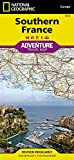 Southern France (National Geographic Adventure Travel Map Europe, Band 3314)