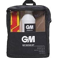 Gunn /& Moore GUNN /& MOORE Outdoor Sport Match Play Maxi Cricket Set Fledermaus, Handschuhe, B/älle, Stumps