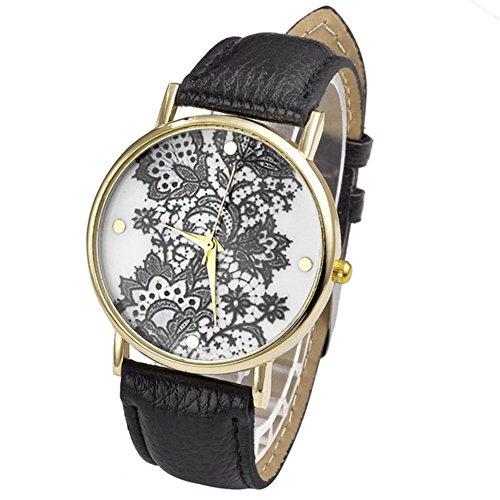 jsdde-elegant-dentelle-impression-fleur-lolita-femme-montre-quartz-analogique-bracelet-pu-cuir-noir