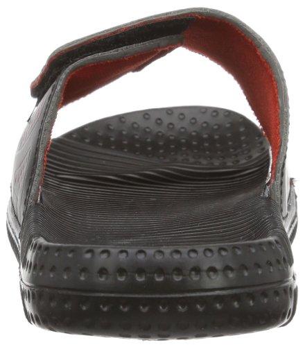 Killtec Xanadu, Chaussures de bain homme Noir - Schwarz (schwarz / 00200)
