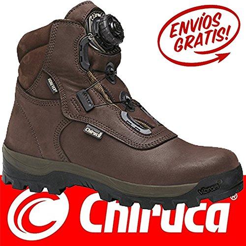 CHIRUCA ,  Scarpe da camminata ed escursionismo uomo marrone Size: 42