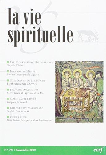 La Vie Spirituelle Vs791 par Collectif