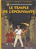 Les aventures de Jack Bishop, Tome 1 - Le temple de l'épouvante