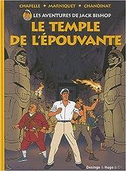 Les aventures de Jack Bishop, Tome 1 : Le temple de l'épouvante