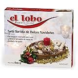 Tarta Surtida El Lobo 600g   Navidad   Celebraciones   Surtido Dulces Navidades