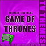 The Main Title Theme - Game of Thrones
