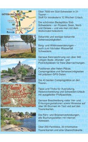 Mit dem Wohnmobil nach Süd-Schweden (Womo-Reihe): Alle Infos bei Amazon