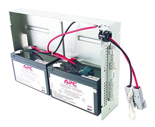 APC RBC22 - Ersatzbatterie für Unterbrechungsfreie Notstromversorgung (USV) von APC - passend für Modell SUA750RMI2U und andere