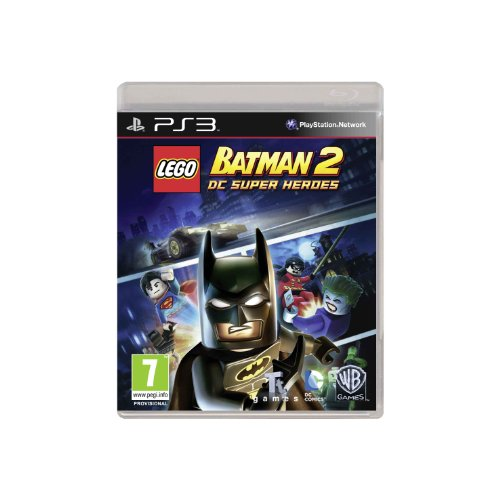 Lego Batman 2: DC Super Heroes (PS3) [Edizione: Regno Unito]
