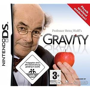 Professor Heinz Wolff's GRAVITY – [Nintendo DS]
