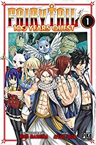 Fairy Tail 100 Years Quest Tome 3