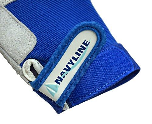 Navyline Halbfinger Segelhandschuhe im Preis-Leistungsvergleich - 3