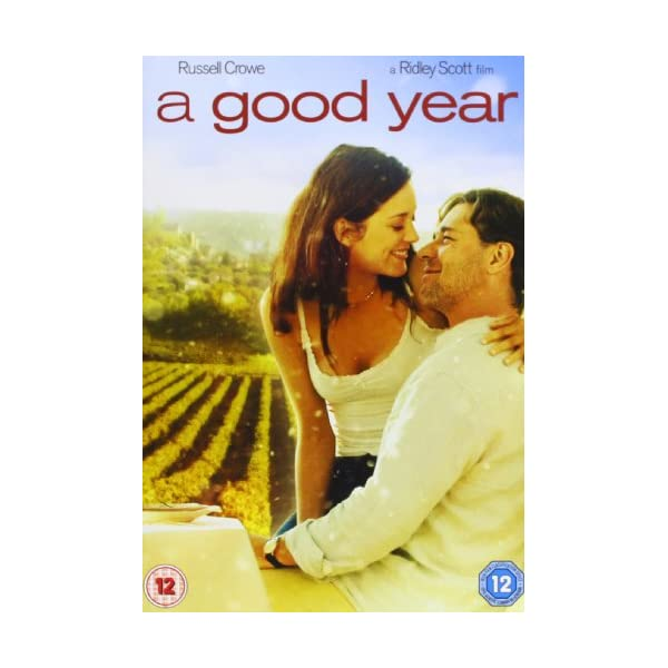 A Good Year [DVD] [2006] 51igxCofbcL