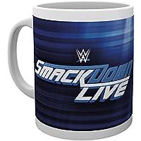 WWE Kaffeebecher Sasha Banks weiß