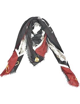 LIU JO, Damen Tücher, Tücher, Schals, Halstücher, Rot, 120 x 120 cm