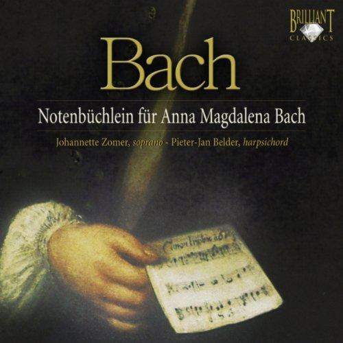 J.S. Bach: Notenbüchlein für A...