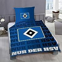 Hamburger SV HSV Bettwäsche ** Glow ** 29639