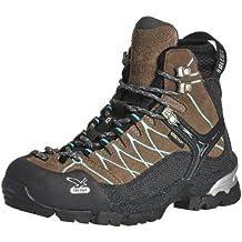 SALEWA WS MTN TRAINER MID GTX 00-0000063112 - Zapatillas de deporte de ante para mujer
