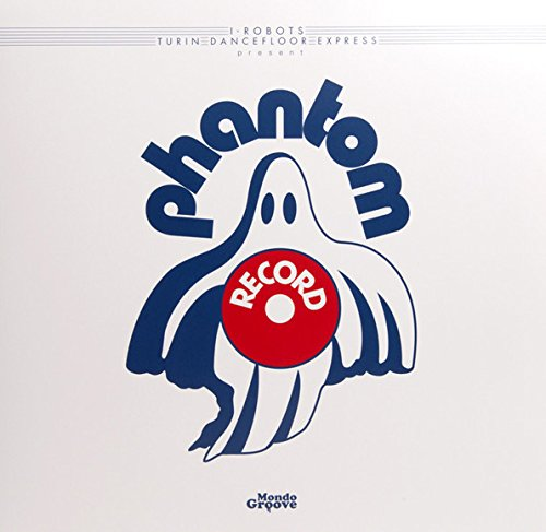 Preisvergleich Produktbild I-Robots Present Phantom Records [Vinyl LP]