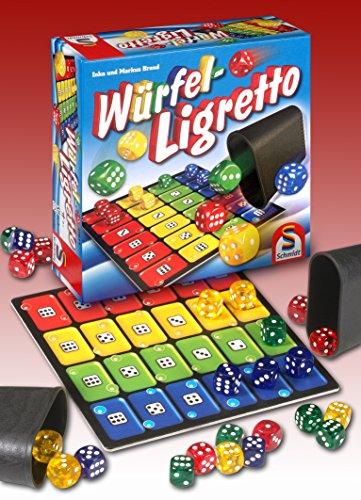 Schmidt-Spiele–88167–Ligretto-Wrfelspiel
