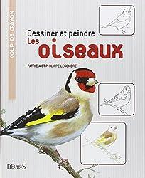 Dessiner et peindre les oiseaux