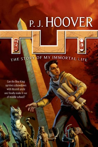 Tut: The Story of My Immortal Life (Tut: My Immortal Life Book 1) (English Edition)