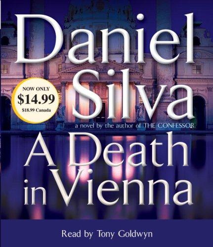 A Death In Vienna (CD/SPOKEN WORD)