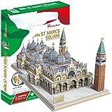 3D Puzzle St. Mark´s Square Italy Venice Cubic Fun
