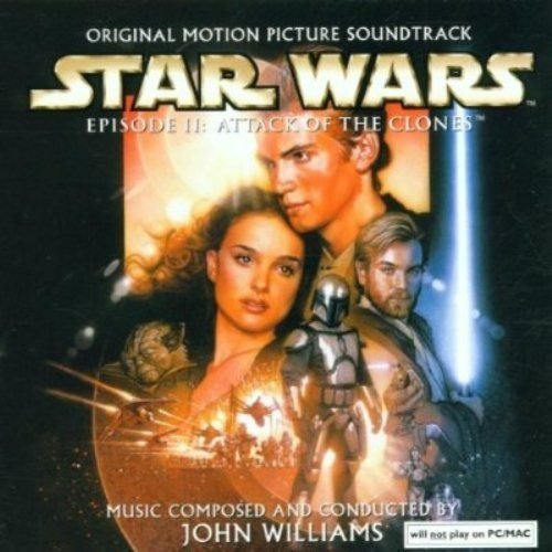 Star Wars Episode II: Attack of the Clones - Original Motion Picture Soundtrack Limited Edition, Soundtrack edition (2002) Audio CD by Unknown (0100-01-01)